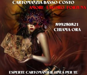 Cartomanzia Professionale 899280821