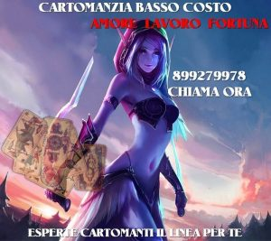 Cartomanzia Professionale 899279978